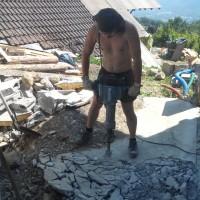Mazot marteau-piqueur
