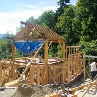 Greb & PP – ancien toit ré-ajusté