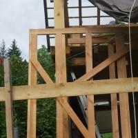 redresseurs – defaut verticalite poteau