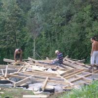 Structure pour plancher